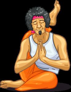 Yoga for middle aged men