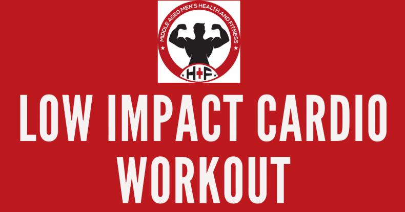 Low Impact Cardio + Injuries